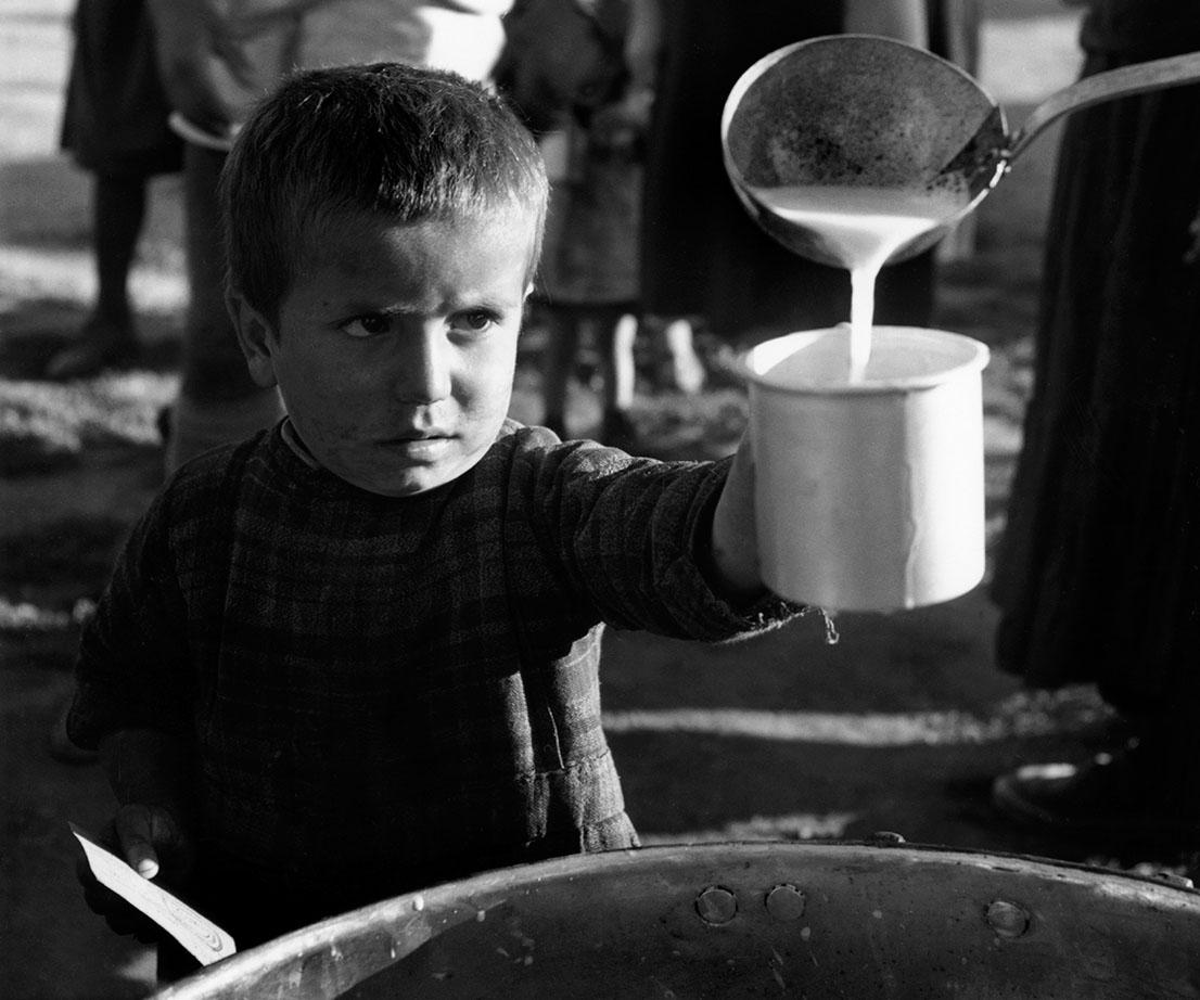 Grecia, 1948. Foto di David Seymour.
