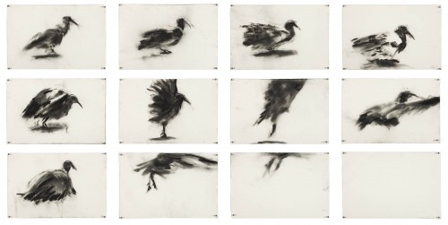 William_Kentridge, Drawing for the filmOther Faces, 2011.