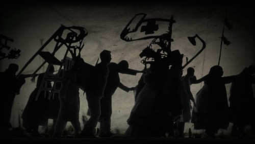William_Kentridge, The Refusal of Time, 2012.