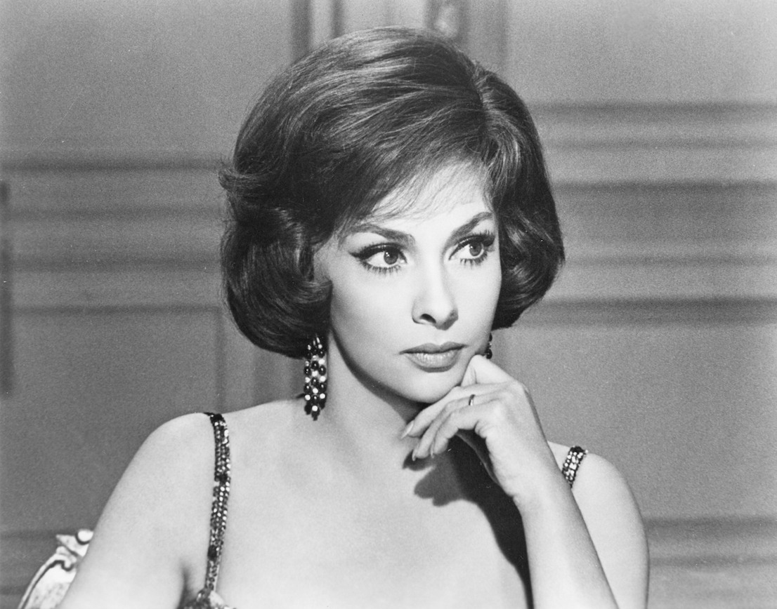 Gina Lollobrigida, Come September (1961) Directed by Robert Mulligan ©Universal Pictures