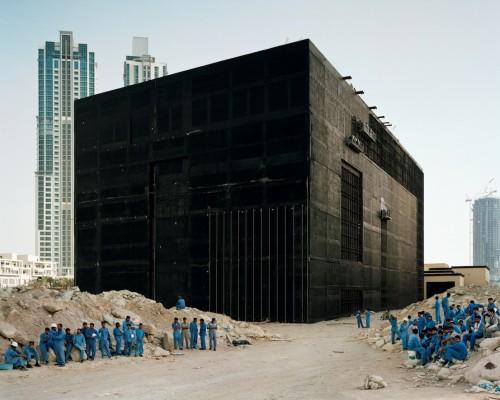 Bas Princen, Cooling plant, Dubai, 2009.