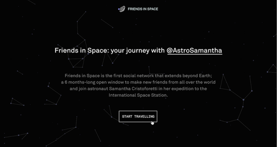 Friends in Space, Accurat