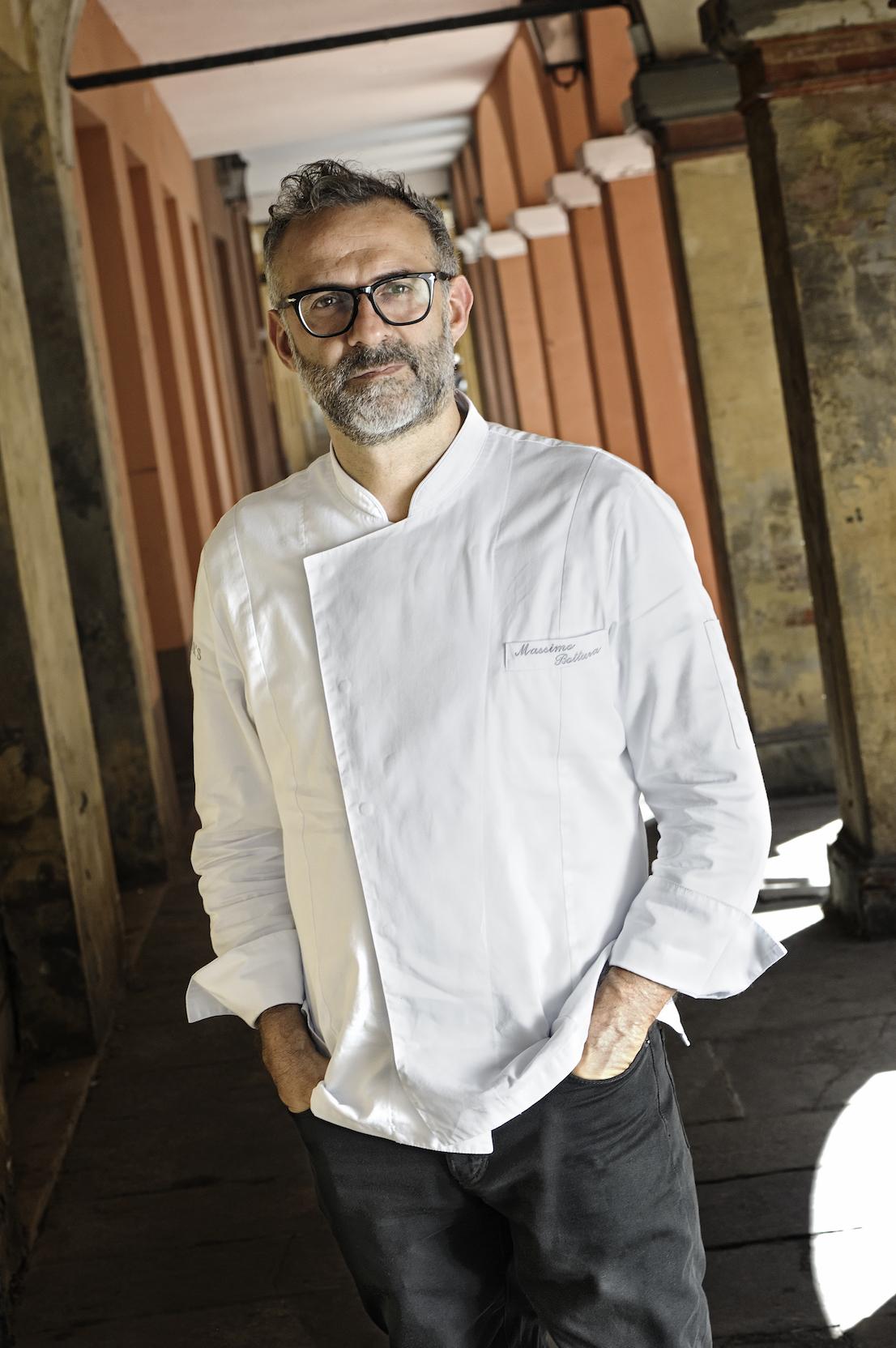 Massimo Bottura. Photo: Paolo Terzi.