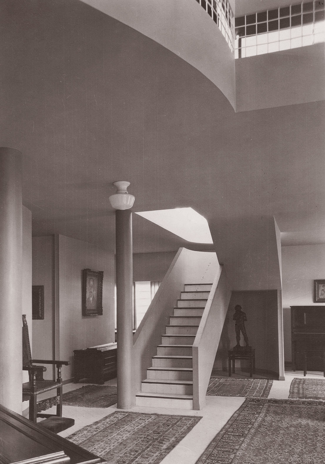Le Corbusier, Villa Stein de Monzie.