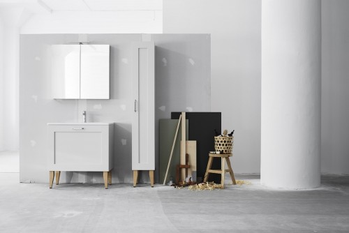 Bagno componibile, design di Fredrik Wallner per Swoon.