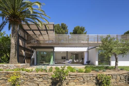 Maison L2, progetto di Vincent Coste, Saint-Tropez.