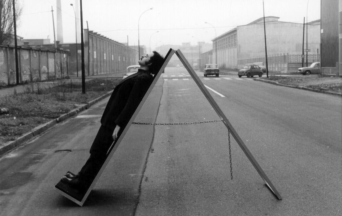Ugo La Pietra, Il Commutatore, 1970. Courtesy Archivio Ugo La Pietra.
