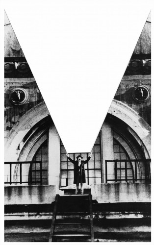 Ugo La Pietra, Il Monumentalismo, 1972. Courtesy: Archivio Ugo La Pietra.