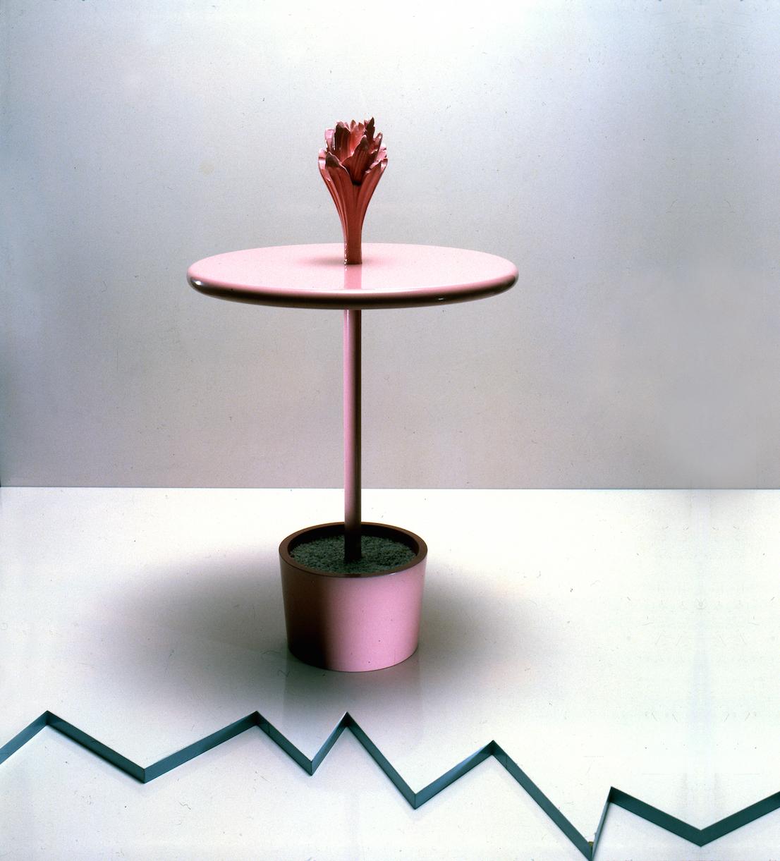 Ugo La Pietra, Tavolo giardino, 1984. Courtesy: Archivio Ugo La Pietra.