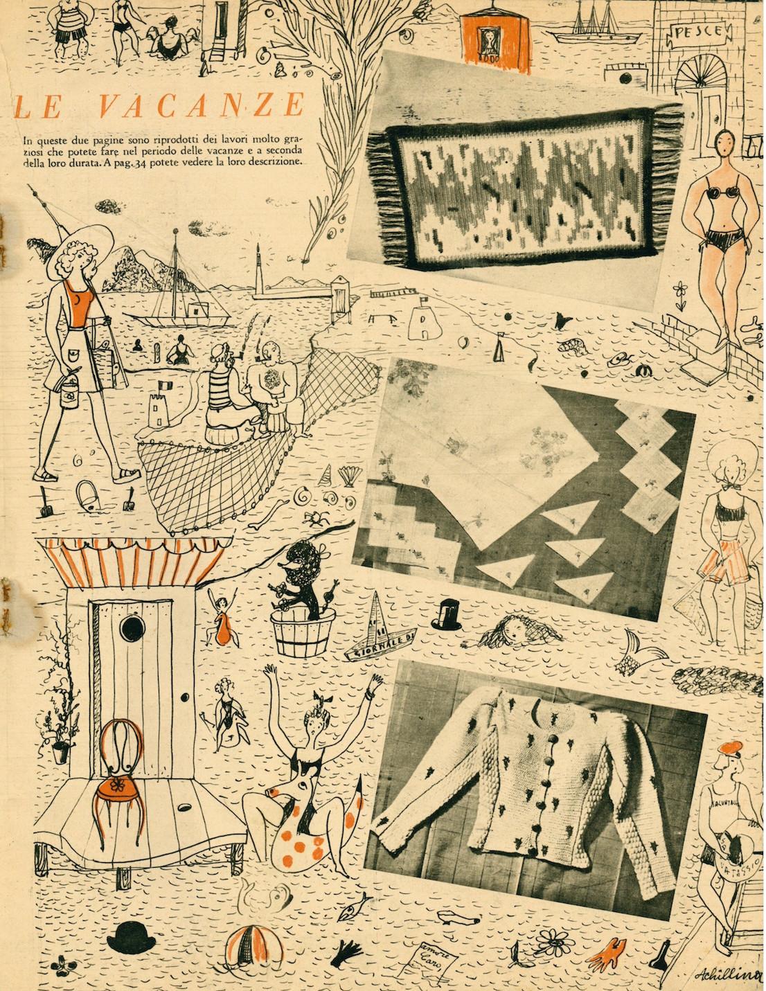 Grazia 193, 1942. Pag. 19.