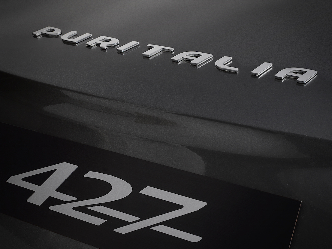 La 427 di Puritalia Automobili