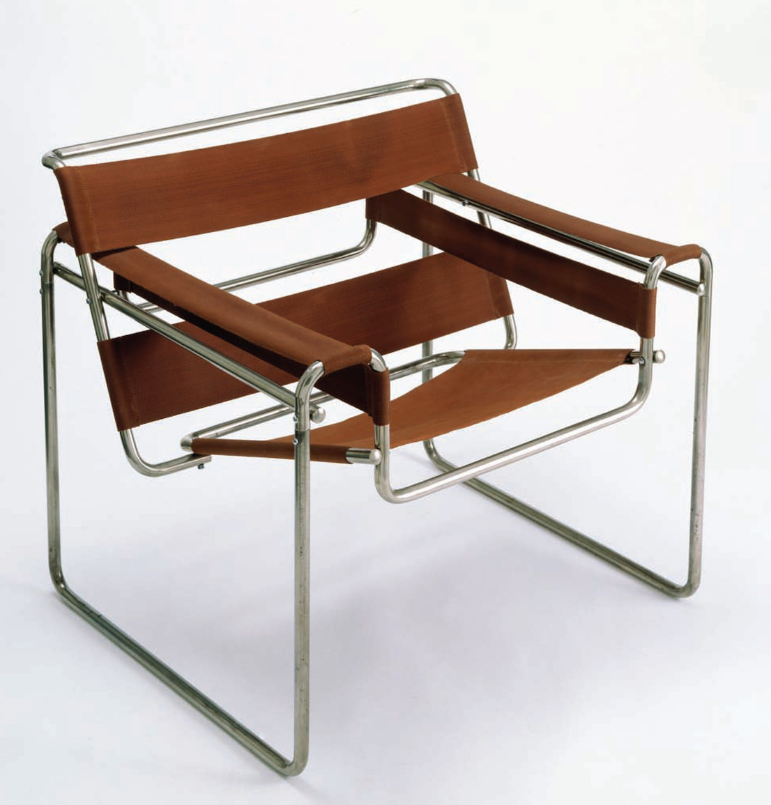Model B3, design di/by Marcel Breuer, 1925-1926. Courtesy: Victoria and Albert Museum, London.