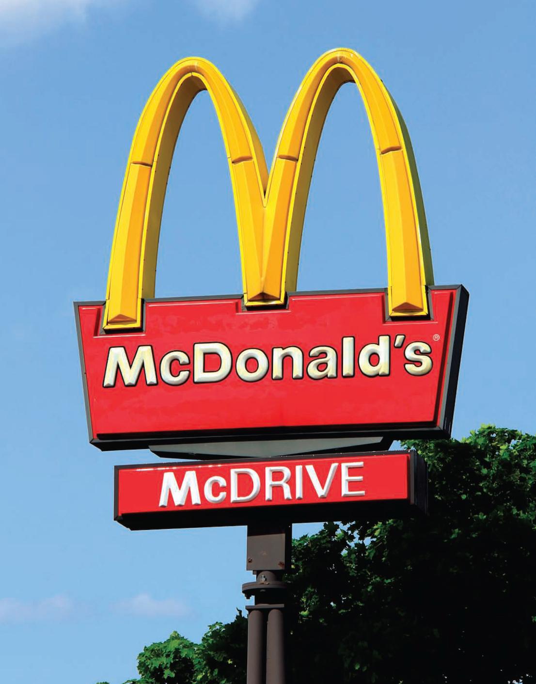 Marchio McDonald's