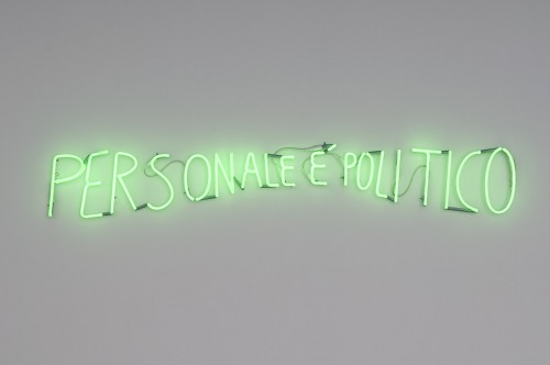 Personale èPolitico, 2011. Nomas Foundation Collection. MACRO, Rome.