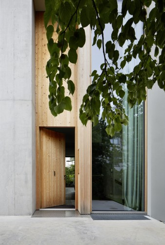 Villa MM, design Feliz Architects