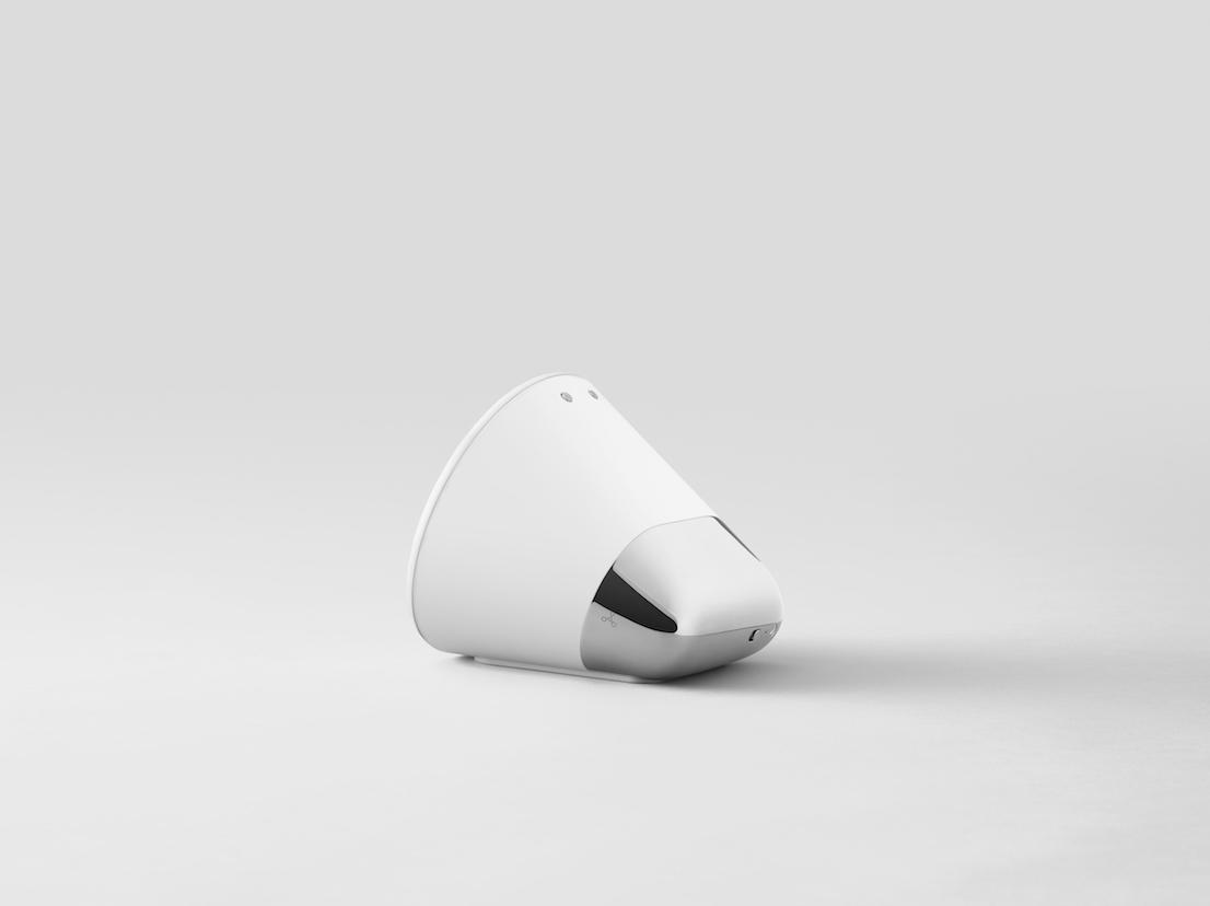 Cone, un altoparlante wi-fi dell'azienda inglese Aether.