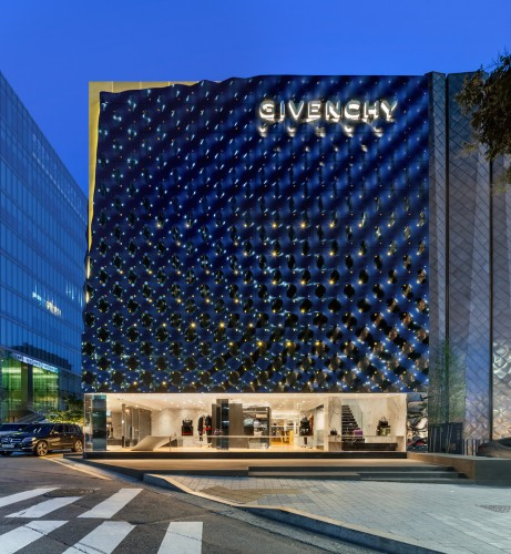 Givenchy Store, Seoul