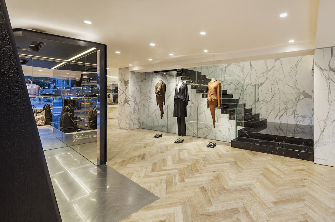Givenchy Store, Seoul - Piuarch Studio