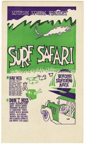 John Severson's Surf è la prima monografia dedicata a John Severson.