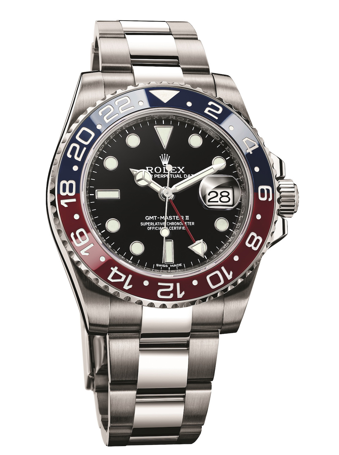 Oyster Perpetual GMT-Master II, Rolex.