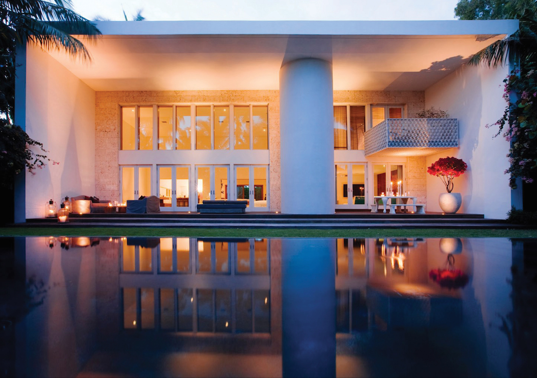 Villa Allegra, Chad Oppenheim