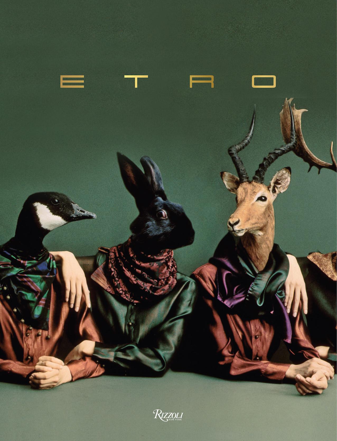 ETRO. Cover.