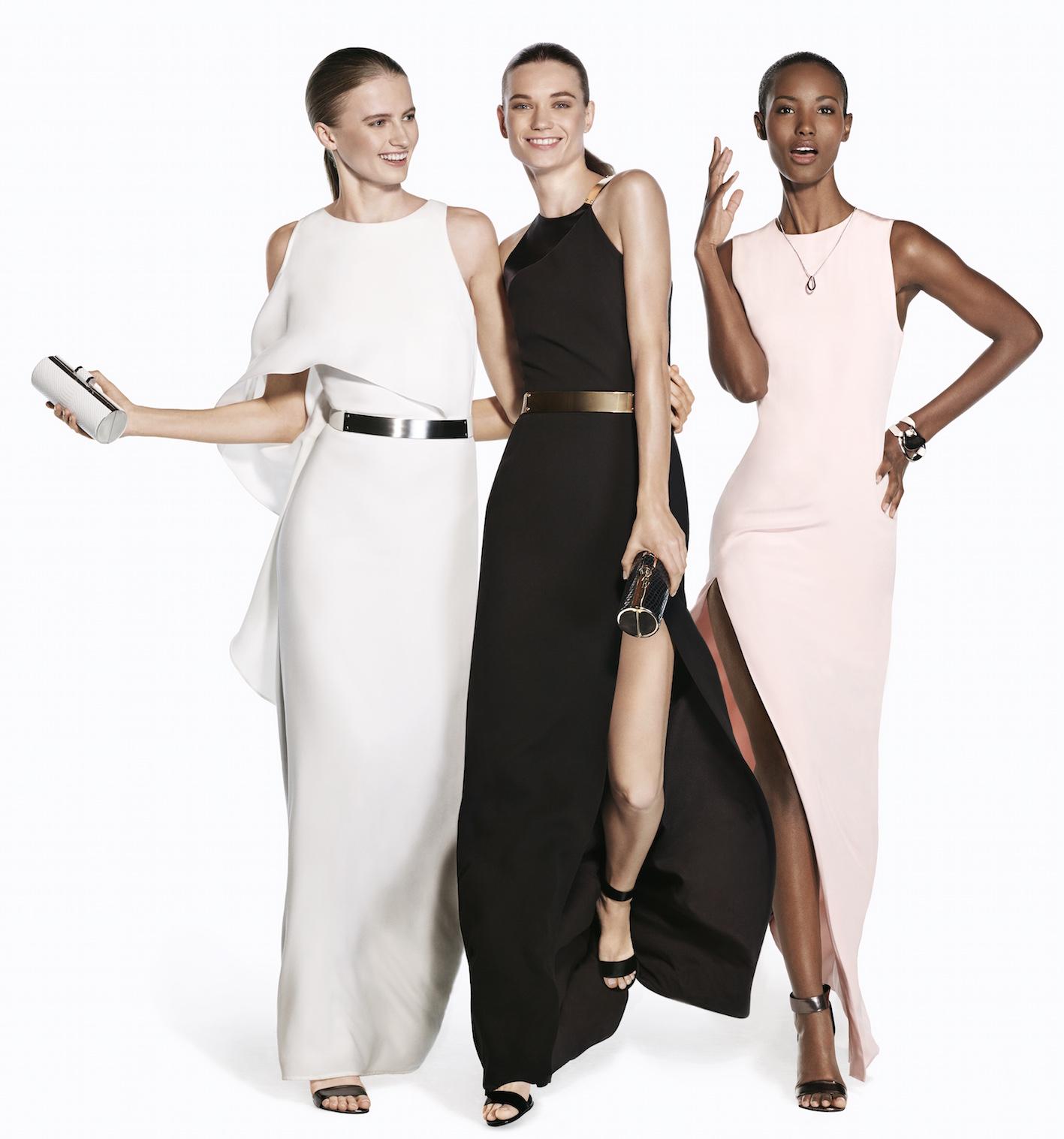 Lesley Frowick, Liza Minnelli - Halston: American Fashion2
