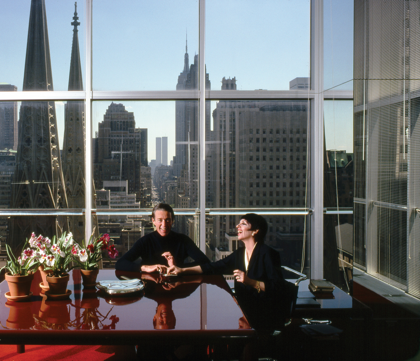 Lesley Frowick, Liza Minnelli - Halston: American Fashion