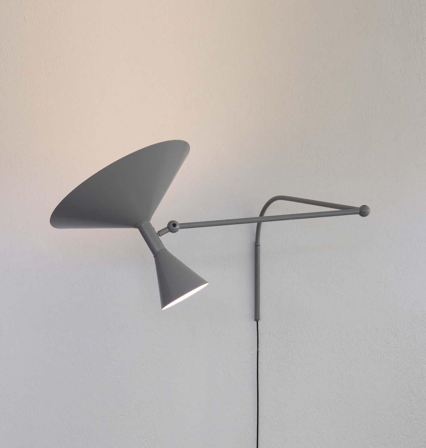 lampe de marseille nemo le corbusier klat. Black Bedroom Furniture Sets. Home Design Ideas