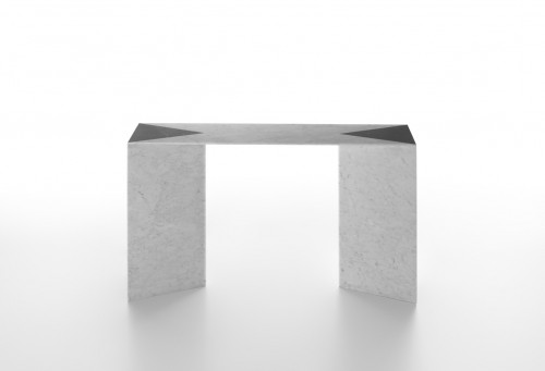Steel on Marble, Marsotto Edizioni.