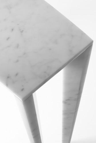 Steel on Marble, Marsotto Edizioni.