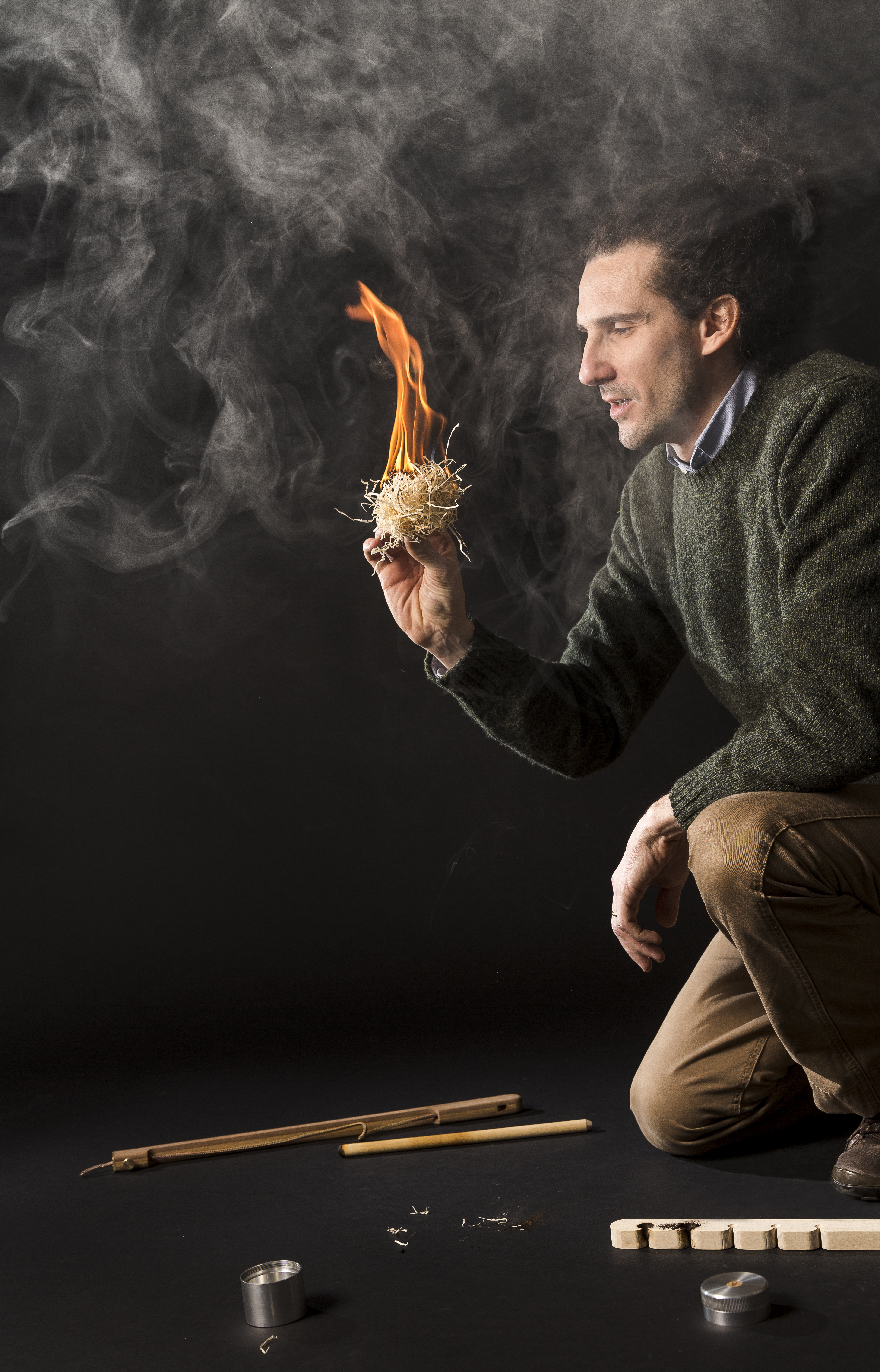 Re-Fire Kit di/by Francesco Faccin.