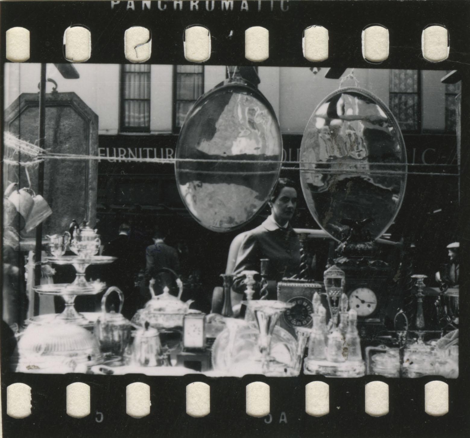 Vico Magistretti, Londra, 1957.