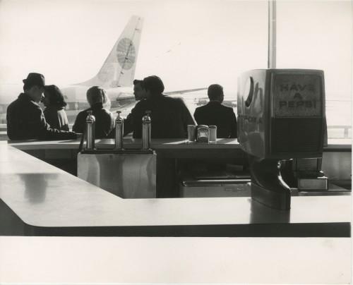 Vico Magistretti, USA, 1965.