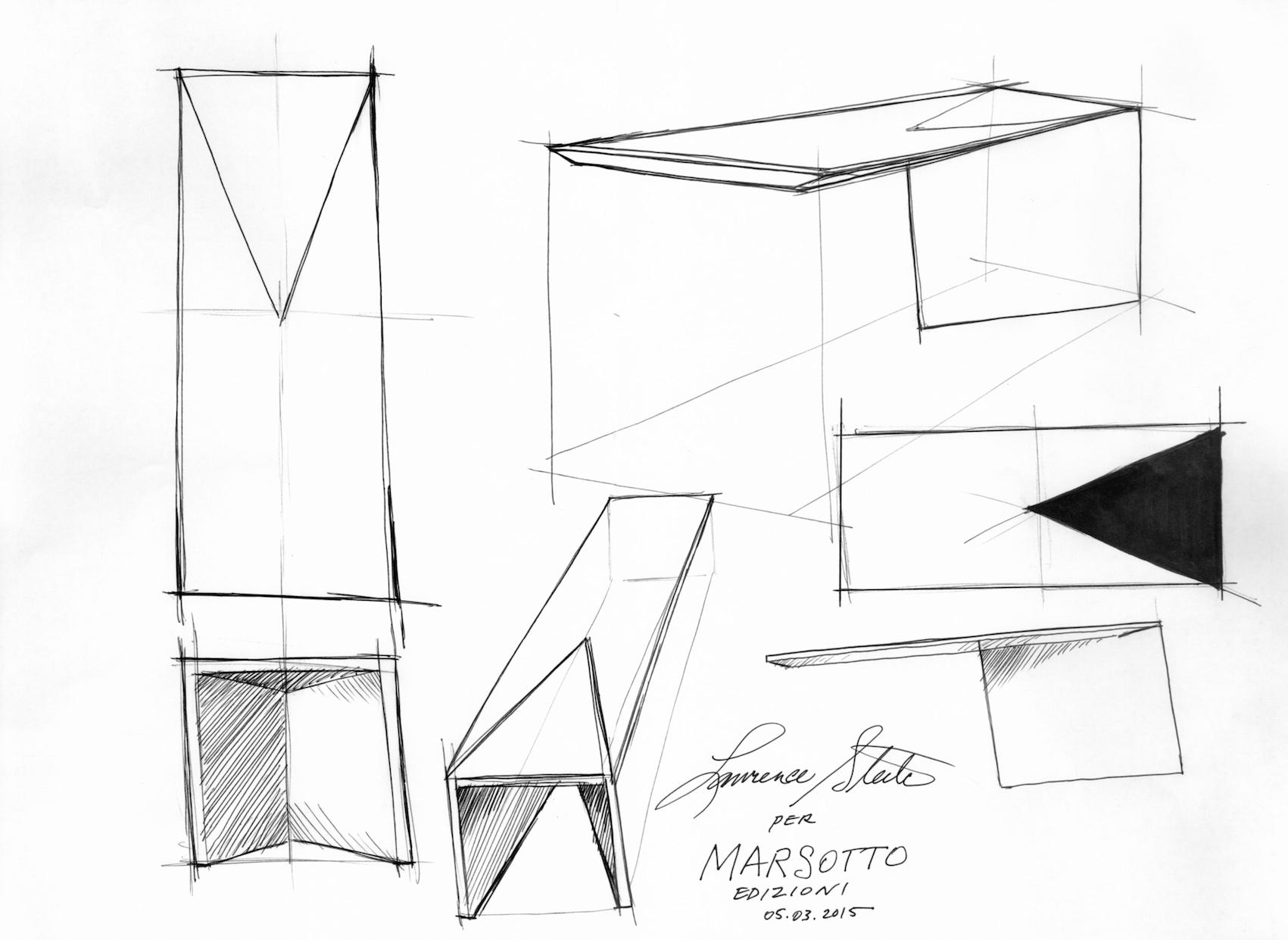 Fuorisalone, Marsotto Edizioni - Steel on Marble