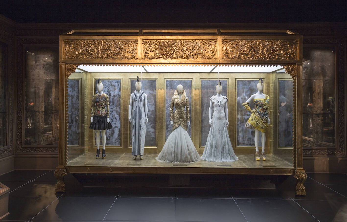 Alexander McQueen - Savage Beauty, Londra