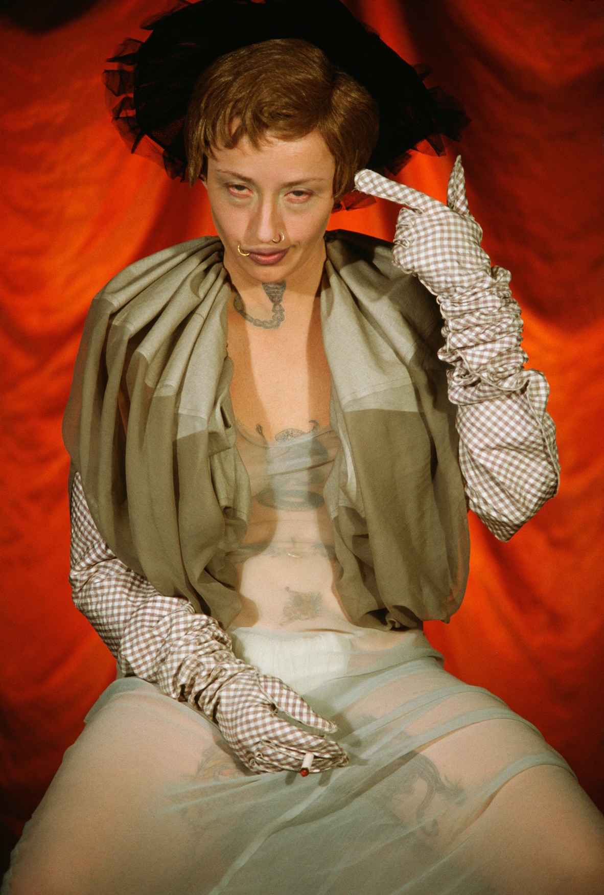 Cindy Sherman, Untitled 299, 1994.