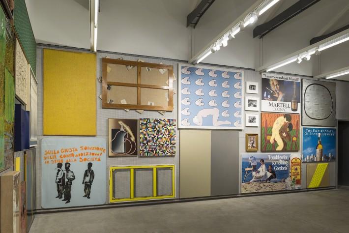 """Veduta della mostra """"An Introduction"""". Fondazione Prada. Milano, 2015. Foto: Attilio Maranzano. Courtesy: Fondazione Prada."""