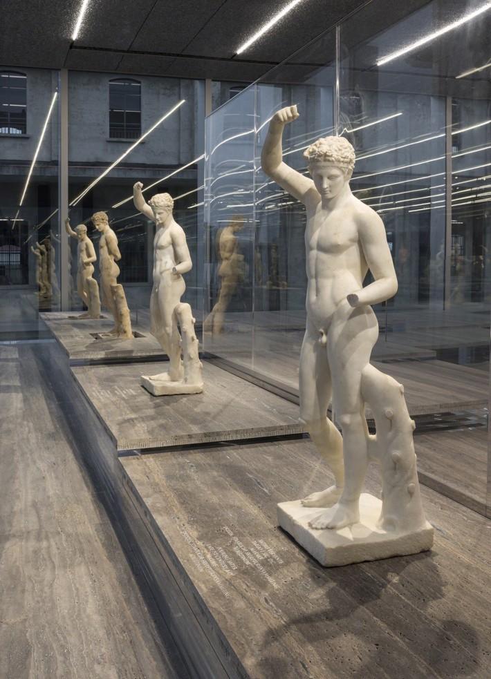 Serial Classic, Fondazione Prada, Milano, 2015. Photo: Attilio Maranzano.
