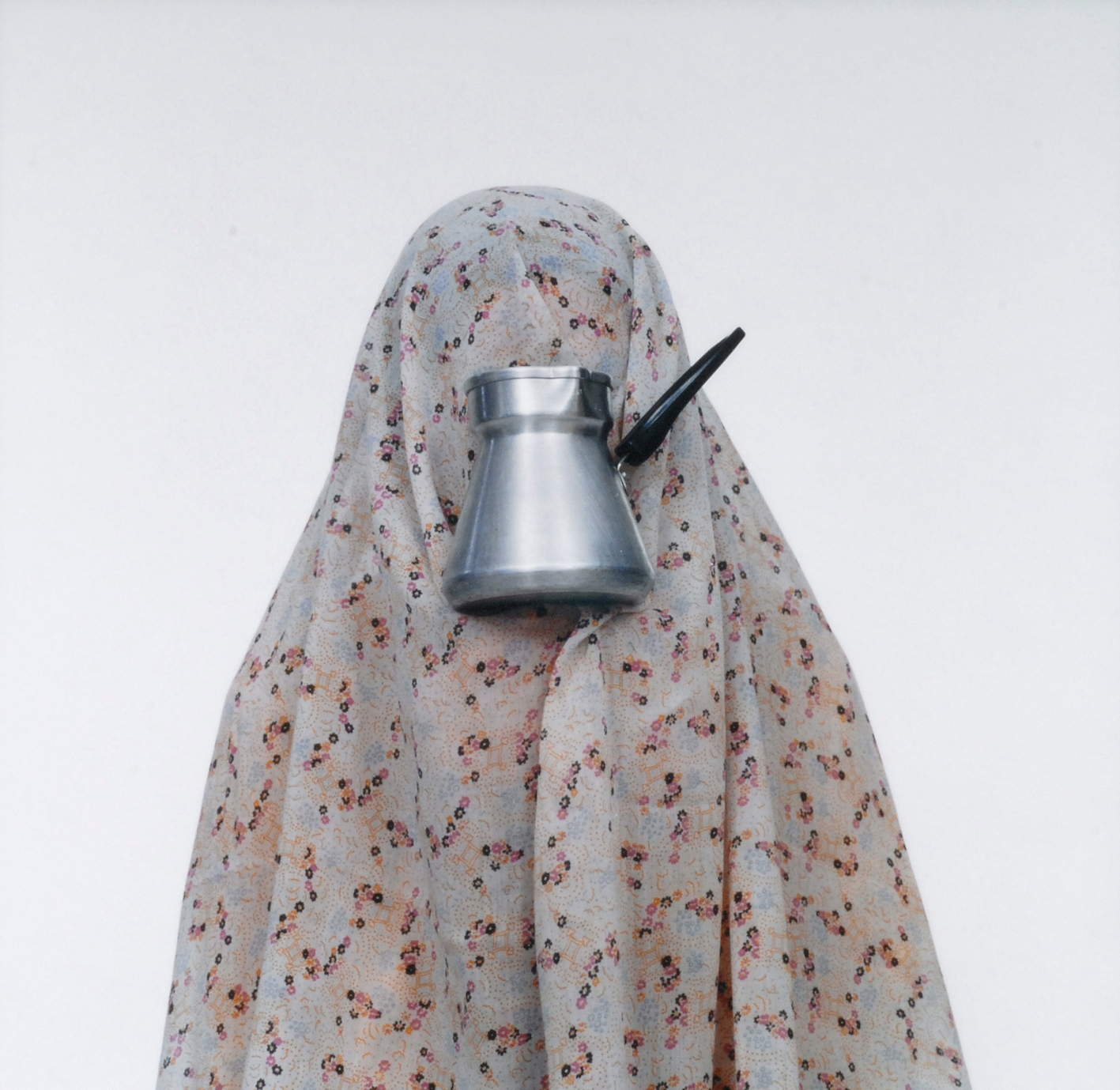 Shadi Ghadirian, Like Everyday #13, 2002.