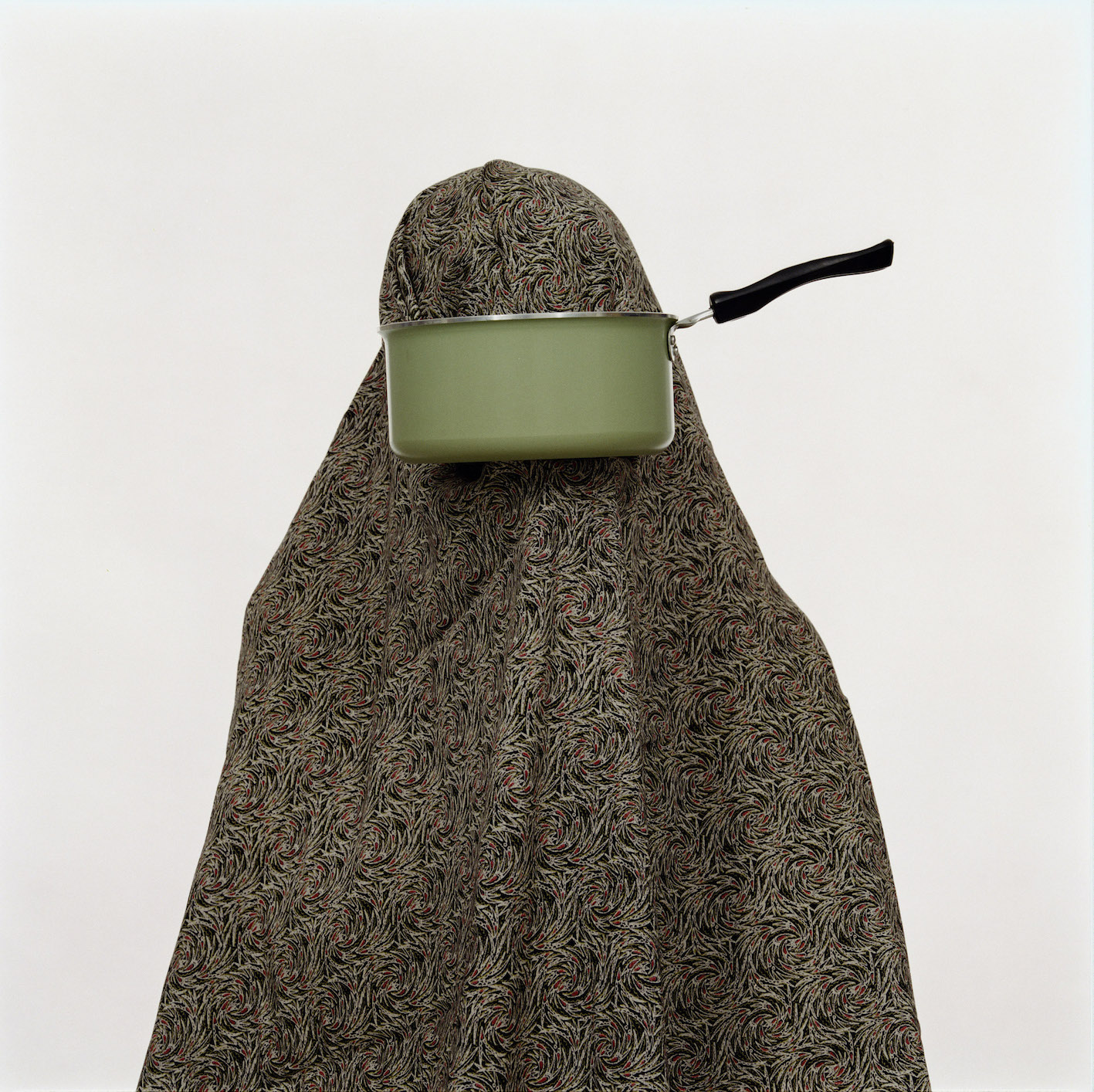 Shadi Ghadirian, Like Everyday #5, 2002.