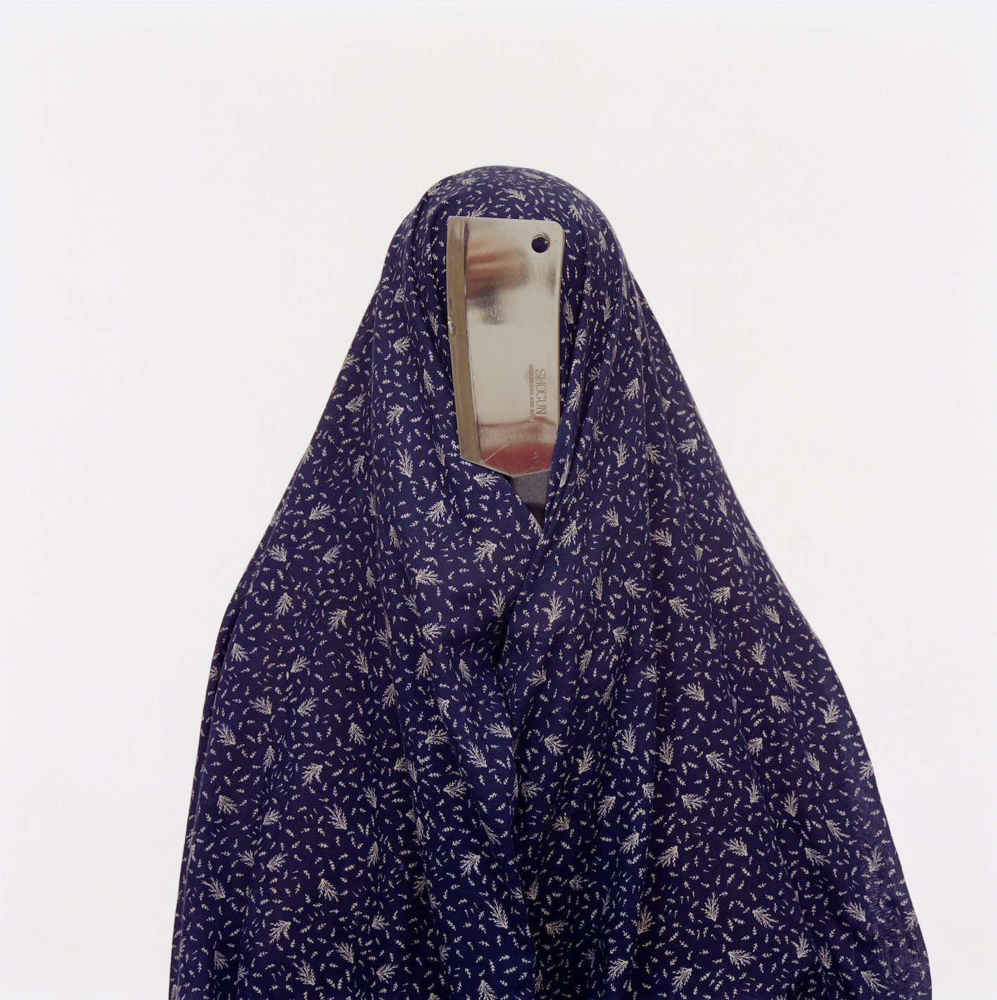 Shadi Ghadirian, Like Everyday #7, 2002.