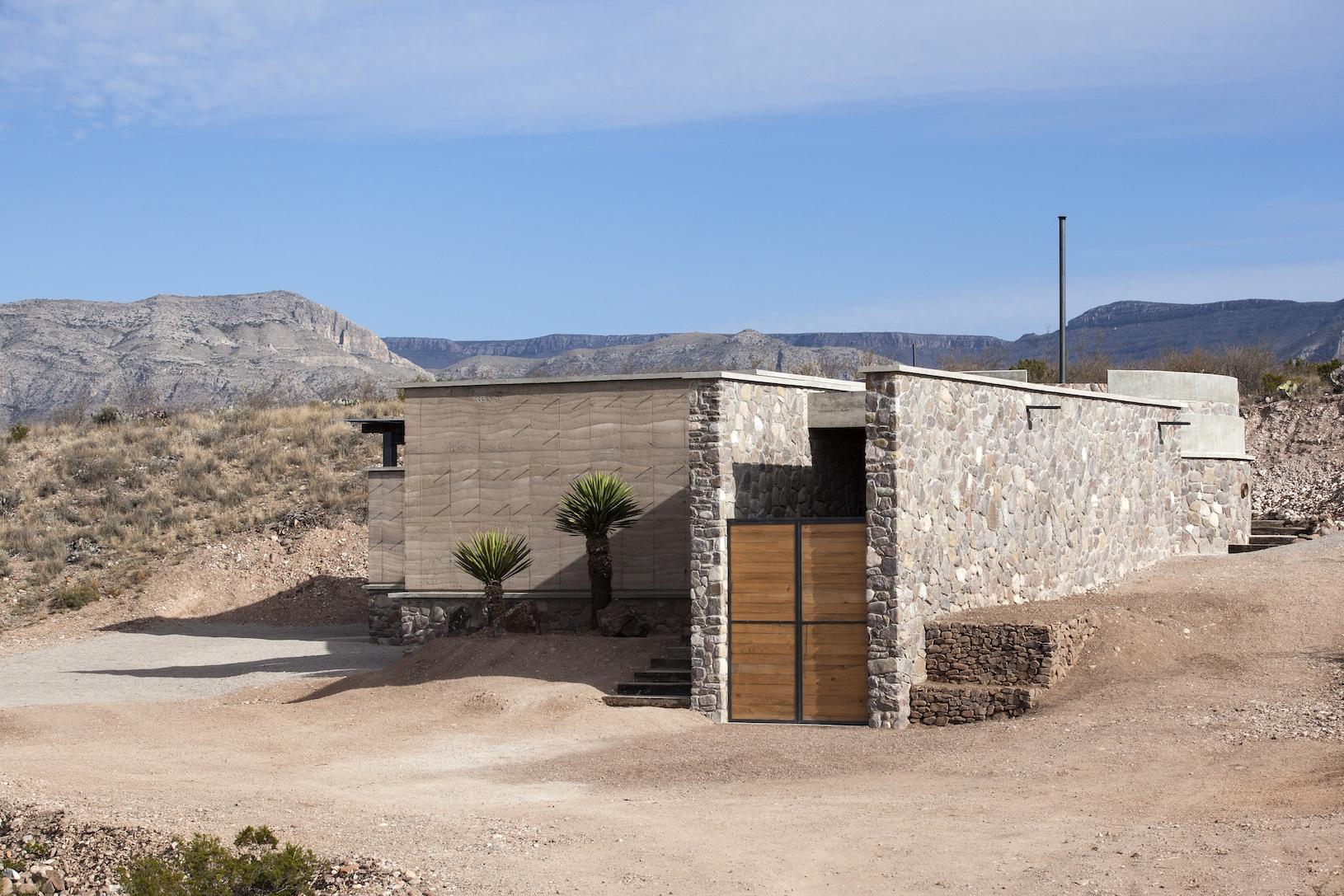 The Cave, Messico. Design di Studio Greenfield.
