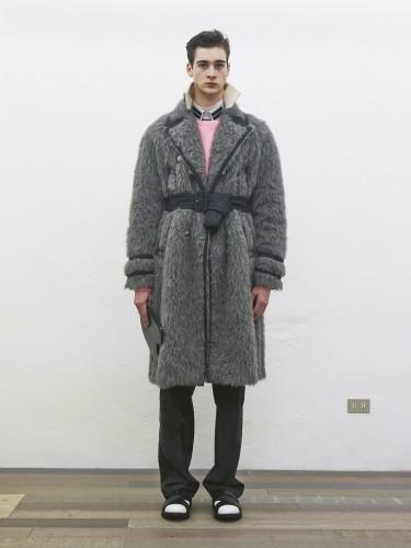 Andrea Pompilio, Autunno/Inverno 2015