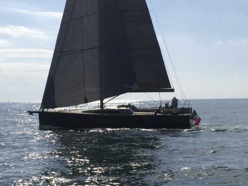 A44 , Advanced Yachts.