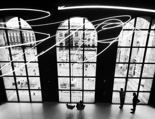 City Guide, Milano. Louis Vuitton.