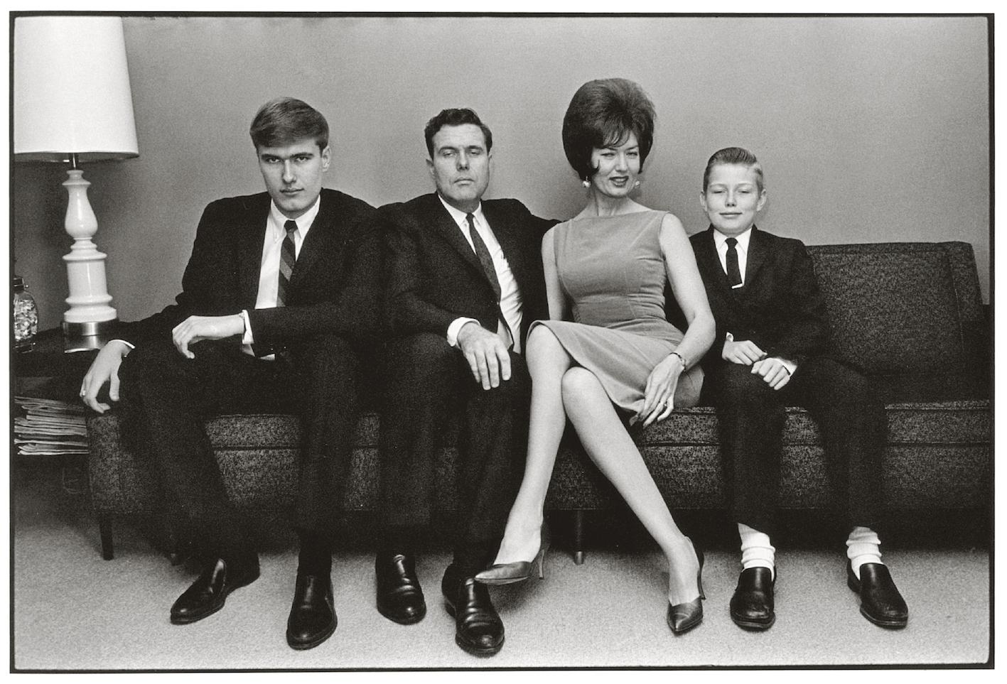 Stati Uniti, 1962. Foto di Elliot Erwitt.