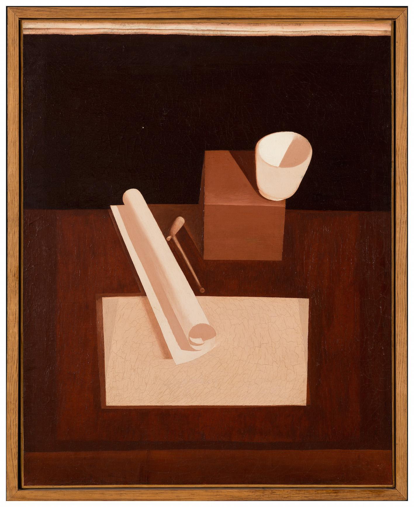 Le Corbusier, Le bol rouge, 1919.