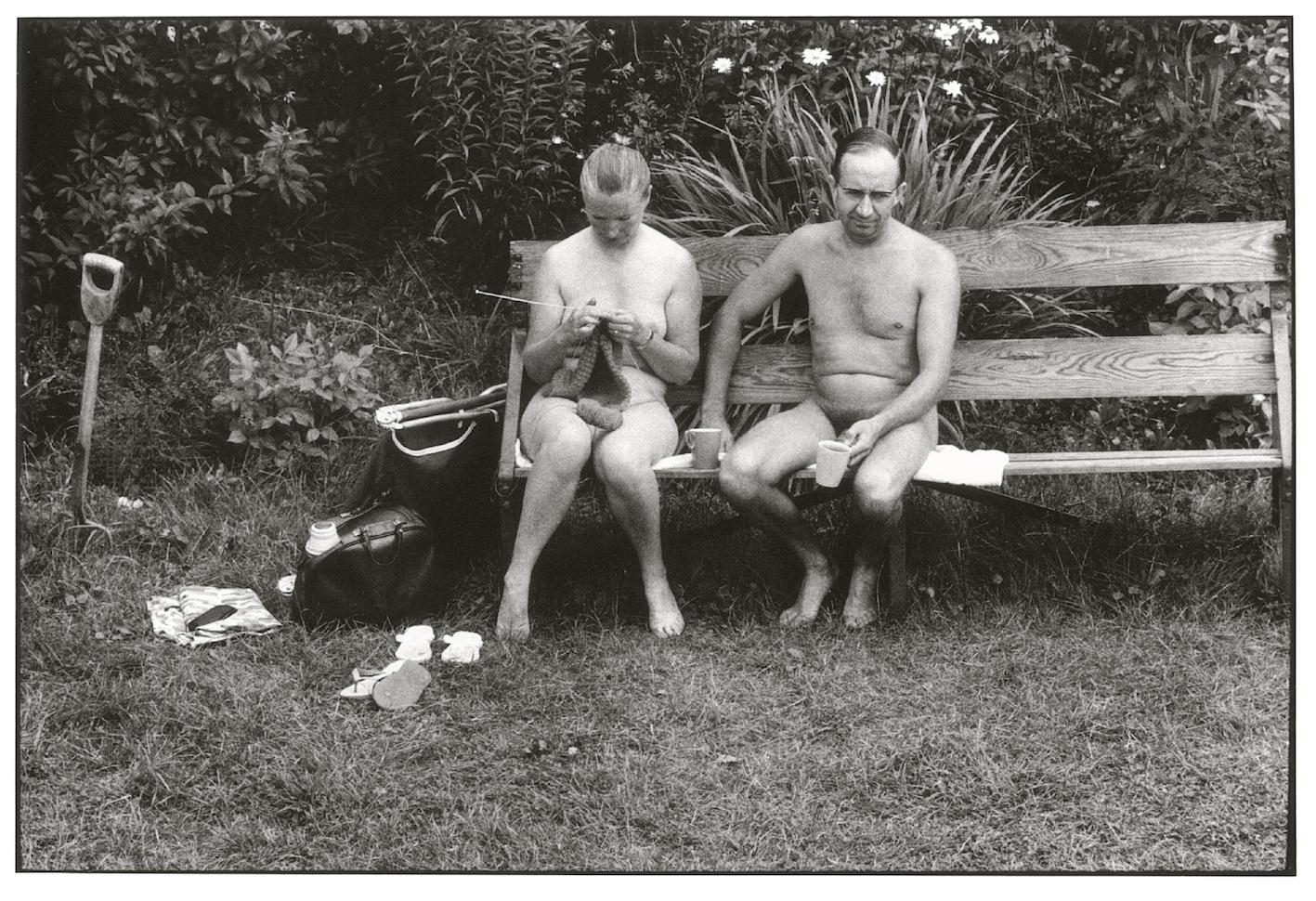 Kent, Inghilterra, 1968. Foto di Elliot Erwitt.