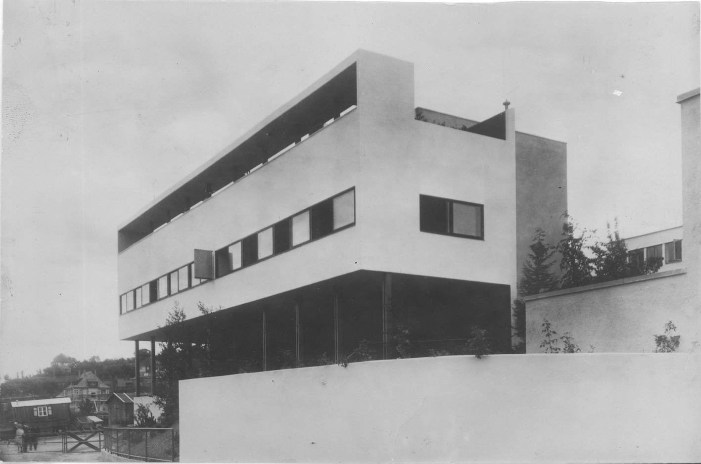 Le Corbusier, Pierre Jeanneret, Maison Weissenhoff.